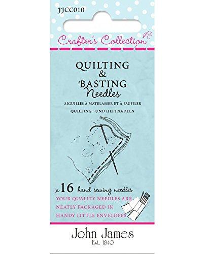 John James sortiert Hand Quilting & Quiltnadel (Hand Nadeln Quilting)
