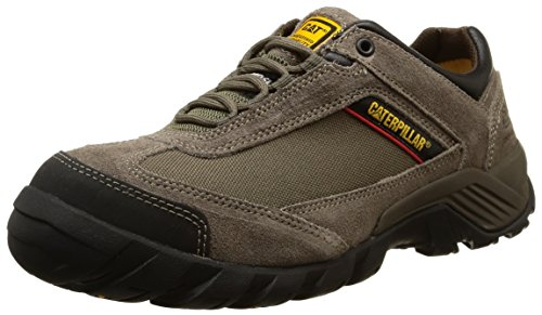 Caterpillar Herren Brower S1p Sicherheitsschuhe Braun - Marron (Worn Brown)