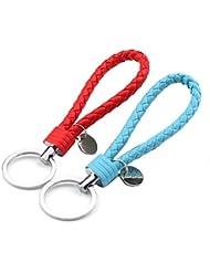 yyzp 1Paire Lovers Porte-clés de voiture, style 1