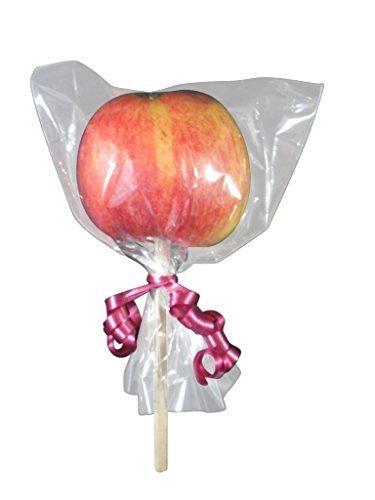 x 50 (5.25 Zoll x 8inch) Toffee Apfel Taschen von YOLLI loypack Candy