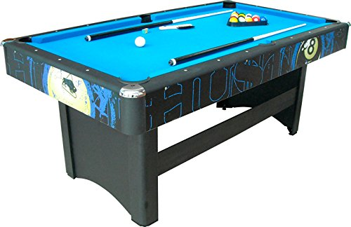 Buffalo 6ft Poolbillardtisch Hustler