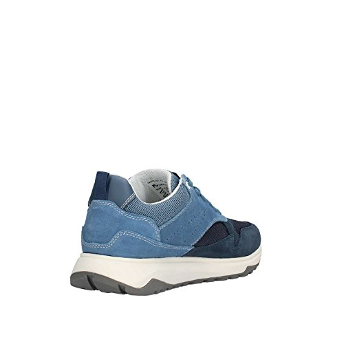 Lumberjack Detroit, Sneaker a Collo Basso Uomo JEANS/SKY