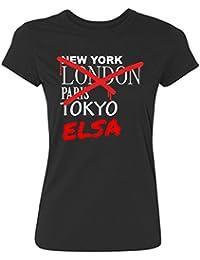 JOllify Frauen T-Shirt ELSA G5308