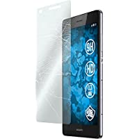 PhoneNatic 2x Panzerglas Folie für Huawei P8 Lite klar