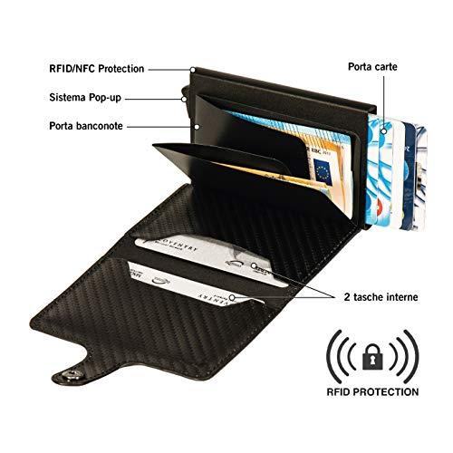 7a581f7e42 Zoom IMG-3 porta carte di credito plata.