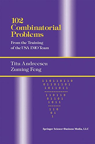 102 Combinatorial Problems: From the Training of the USA IMO Team