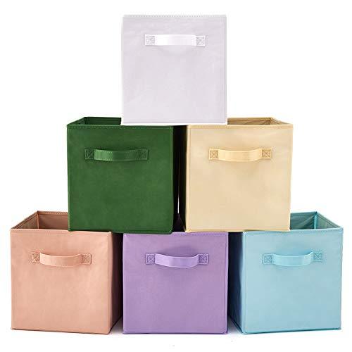 James tyle26/Cesto Caja Plegable Almacenamiento Caja habitaci/ón de los Ni/ños Ni/ños Sal/ón Ba/ño cuarto de ba/ño oso cesta Cubo Juguete verde Mint Gr/ün