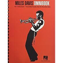 Miles Davis Omnibook: For C Instruments