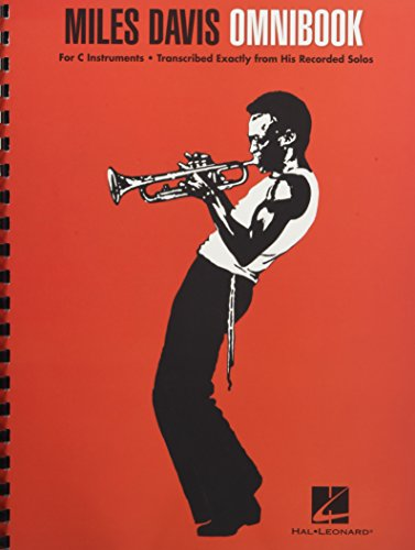 Miles Davis Omnibook: For C Instruments