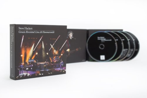 Genesis Revisited: Live At Hammersmith [3 CD + 2 DVD]