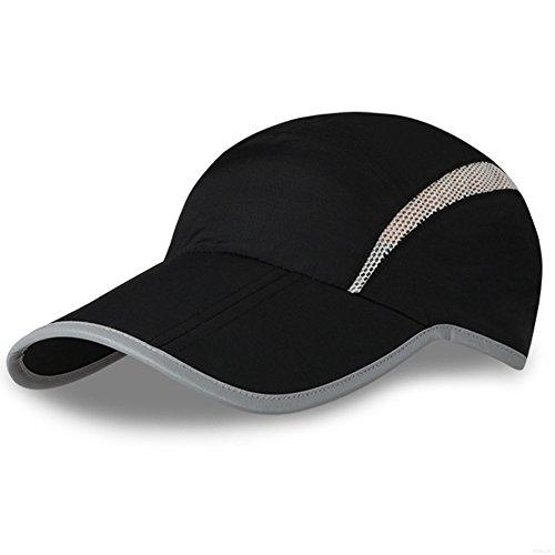 gadiemenss-quick-dry-sports-hat-lightweight-breathable-soft-outdoor-running-cap-folding-series-black