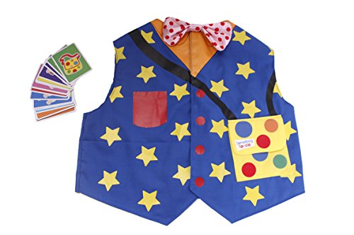 Image of Something Special Mr Tumble's Waistcoat and Pairs Game