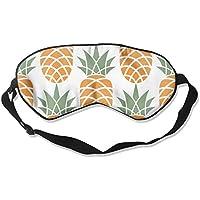 Pineapple Pattern 99% Eyeshade Blinders Sleeping Eye Patch Eye Mask Blindfold For Travel Insomnia Meditation preisvergleich bei billige-tabletten.eu