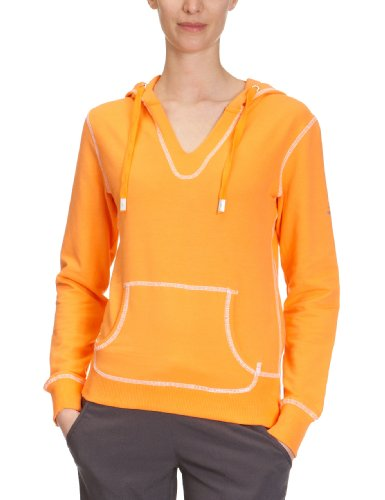Venice Beach Feride Sweat à capuche pour femme Orange 306 Orange - 306