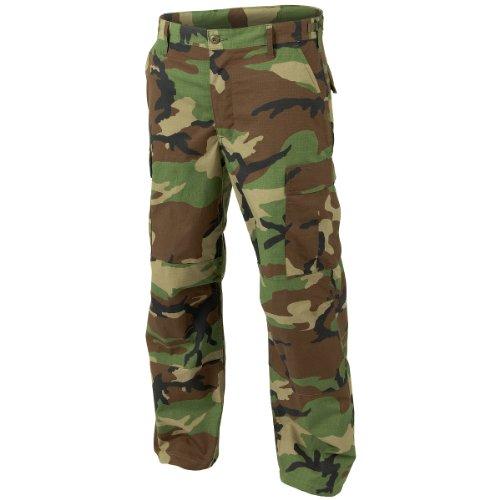 helikon-genuine-bdu-trousers-polycotton-ripstop-woodland-size-s-reg