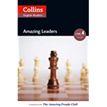 Amazing Leaders: B2 (Collins Amazing People ELT Readers) (English Edition)