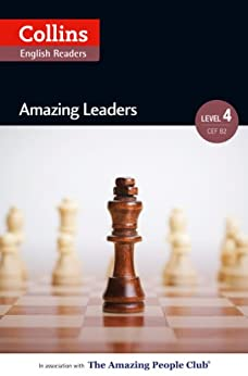 Amazing Leaders: B2 (Collins Amazing People ELT Readers) par [Collins]