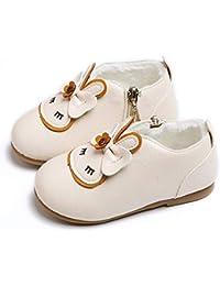 7bba5fc04 Botas Bebé Unisex de Nieve de Niñas Niños de Conejo de Dibujos Animados Zapatos  de Bebé