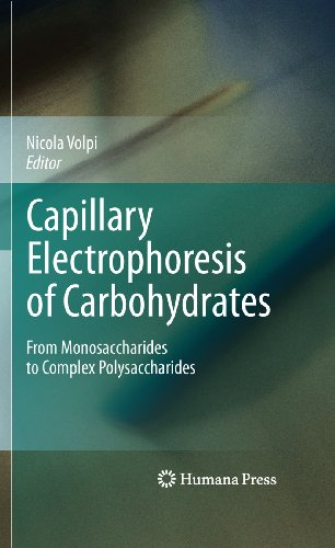 Capillary Electrophoresis of Carbohydrates: From Monosaccharides to Complex Polysaccharides (English Edition)