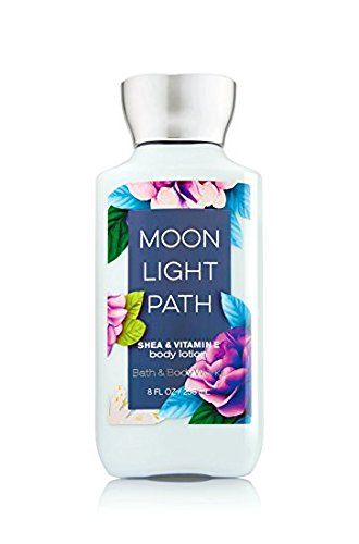 Vanille-moschus-vanille Körper Lotion (Bath & Body Works Körperlotion - Moonlight Path (236ml))