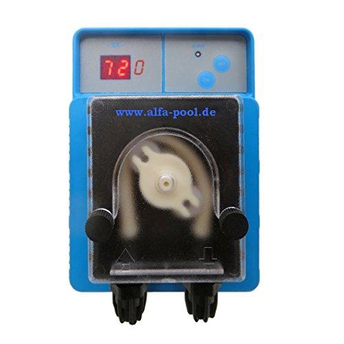 Dosieranlage, automatische Desinfektionsdosierung über Redoxsteuerung im Schwoimmbad, Whirlpool