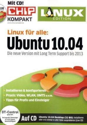 Linux für alle: Ubuntu 10.04