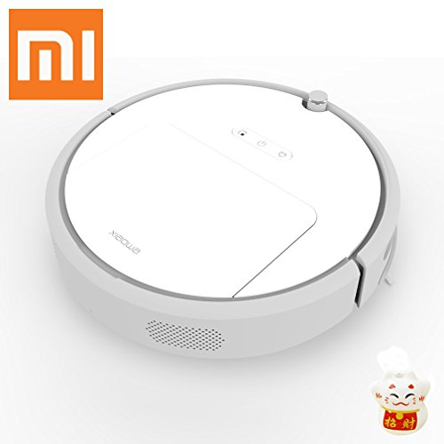 Xiaomi Roborock Xiaowa Robot Vacuum Cleaner 3 for Home Automatic Sweeping Dust Sterilize Smart Planned Mobile App Remote control 1600Pa Suction 2600mAh Battery