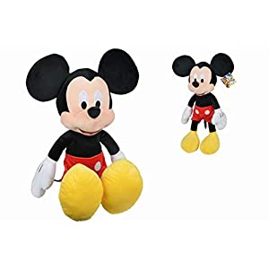 "Simba 6315874870"" Disney Mickey Mouse Plush Figure, 80 cm"