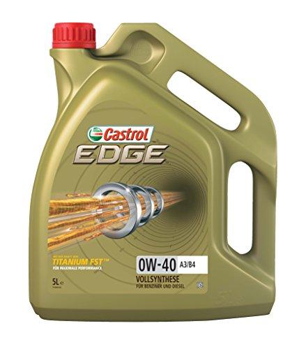 Castrol EDGE 0W-FST TITANIUM 40-Olio motore 1 l
