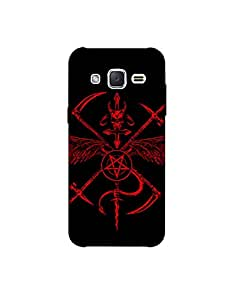 SAMSUNG GALAXY J2 nkt-04 (82) MobileCase by Leader