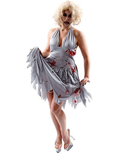 ress Costume Adult Medium 8-10 (Marilyn Monroe Film Kostüme)