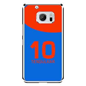 "MOBO MONKEY Designer Printed 2D Transparent Hard Back Case Cover for ""HTC 10"" - Premium Quality Ultra Slim & Tough Protective Mobile Phone Case & Cover"