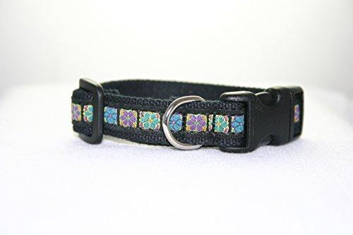 The Good Dog Company 3/10,2cm flowerama Medium Hanf Halsband -