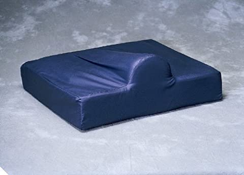 Medline Nylex-Covered Pommel Wheelchair Cushion - 18