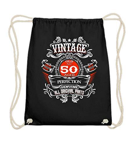 SwayShirt Legenden Geboren 1968 Vintage 50 Jahre Geburtstag Mann Geschenk - Baumwoll Gymsac