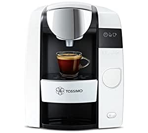 Tassimo Coffee Maker Not Hot Enough : BoscH TassimO bY MachinE JoY DrinkS T45 HoT - WhitE.: Amazon.co.uk: Kitchen & Home