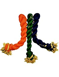 Dupatta (Weavers Villa Set Of 3 Multicolor Chiffon Dupattas (70 Different Colour Set Combinations Available)) - B06XCWB96S