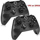 2Pcs Manette pour Nintendo Switch, Switch Pro Sans Fil Contrôleur, Wireless Bluetooth Gamepad Controller