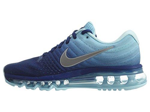 Nike Mädchen 851623-400 Trail Runnins Sneakers Blau