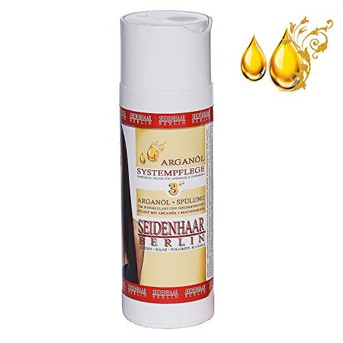 SOS Arganöl Spülung für Langhaar & Extensions* 200ml* Hochwertige Pflege mit Arganöl und Mandelöl* ohne Silikone, ohne Parabene*
