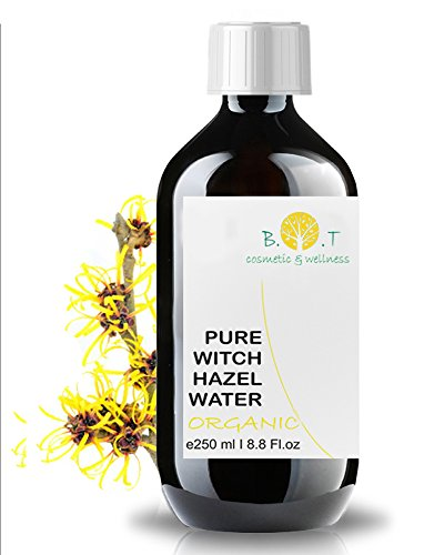 BIO-Blütenwasser Hydrolat Hamamelis - 250ml HAMAMELIS BLÜTENWASSER