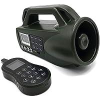 Siensen Llamada de depredador electrónico Caza al Aire Libre MP3 Bird Caller Decoy Sonido con Control Remoto inalámbrico