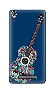 SWAG my CASE Printed Back Cover for Micromax Canvas Juice 3 Plus Q394
