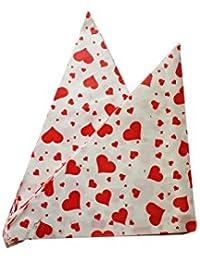 """'Spit ztüten de papel diseño: """"Corazones Longitud Aprox. 19cm, para aprox. 125g neta, rojo, 500 unidades"""