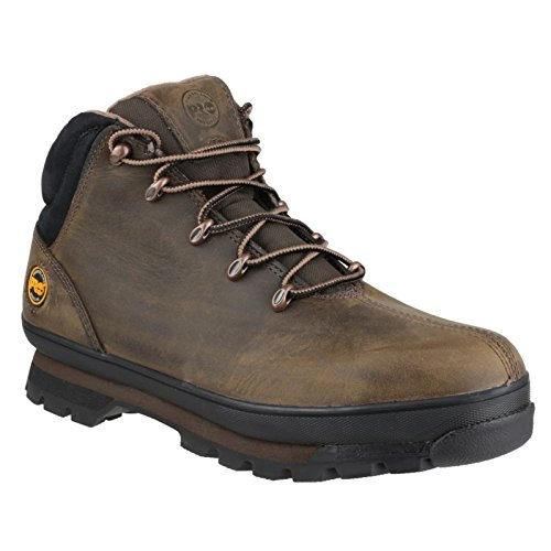 Timberland Splitrock S3 PRO Gaucho Laced Safety Boot Brown - 10.5UK / 45EU