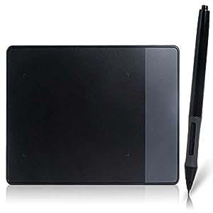 Huion 420 4 x 2,23 pouces OSU tablette graphique dessin de la tablette (Noir)