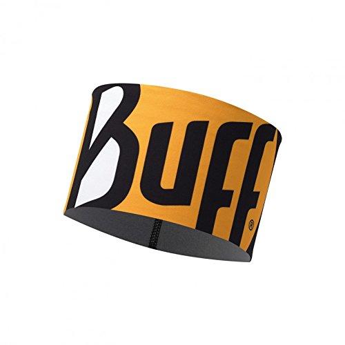 Original Buff 115381.999.10.00 Headband, Hombre, Negro, Talla Única