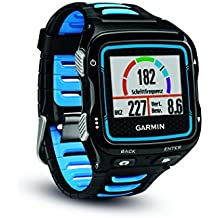 Garmin Forerunner 920XT HR - Cardiofréquencemètre - HRM-Run inclus bleu/noir 2017 cardio velo
