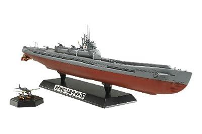Tamiya 300078019 - 1:350 WWII Japanische U-Boot i-400 von Tamiya
