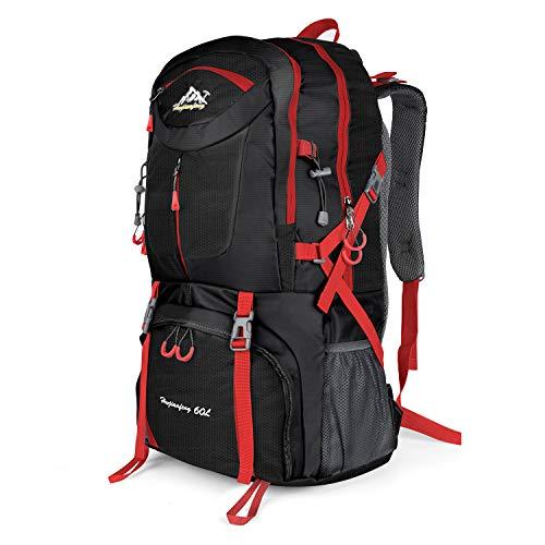 Patiszon 60l zaino da alpinismo escursionismo trekking arrampicata campeggio